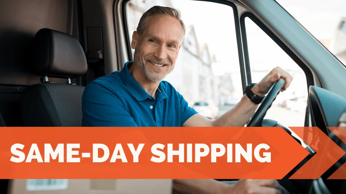Same-Day Delivery for Convenience and Reliability