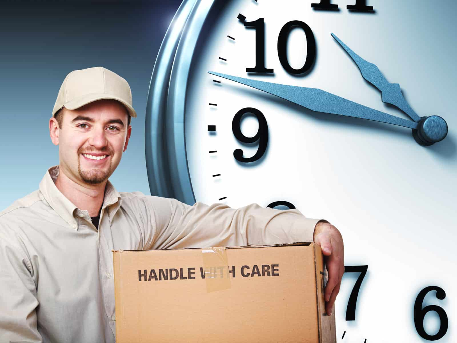 5 Reason Why You Should Use An On-Time Courier for Your Deliveries